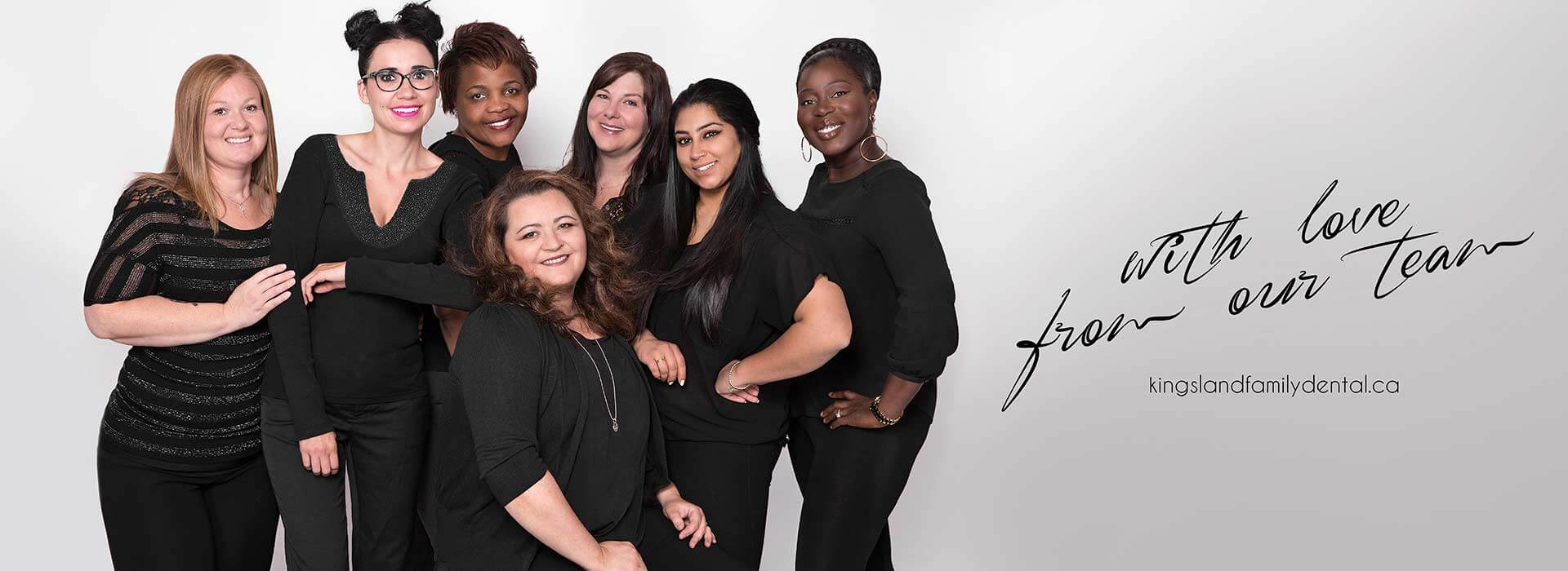 Kingsland Family Dental Team | Kingsland Family Dental Centre | SW Calgary | General Dentist